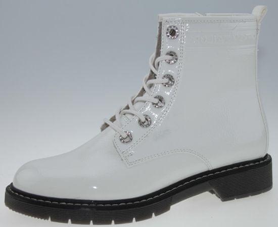 Tom Tailor dámská kotníčková obuv 7992801 41 bílá
