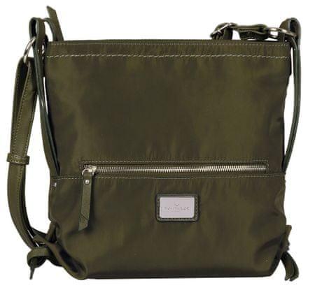 Tom Tailor crossbody ženska torbica Elin Nylon Crossbag, kaki