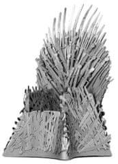Metal Earth Hra o tróny: Železný trón