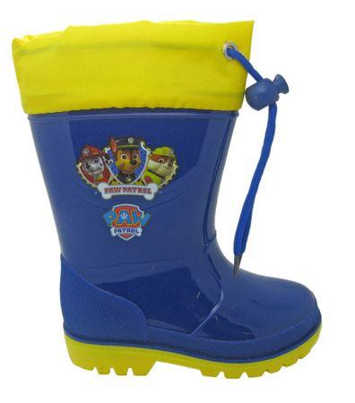 Disney by Arnetta čizme za dječake Paw Patrol 23 plava