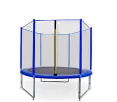 Aga Sport Pro Trampolína 180 cm Blue + ochranná sieť