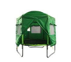 Aga Namiot do trampoliny 305 cm (10 ft) Dark Green