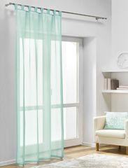 My Best Home Dekorační záclona DIANA mátová 140x245 cm