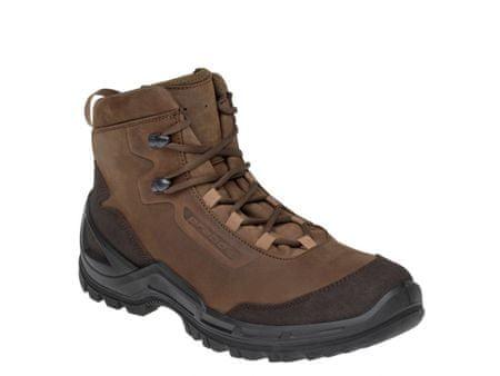 Prabos Taktická outdoorová obuv VAGABUND ANKLE loamy brown (47)
