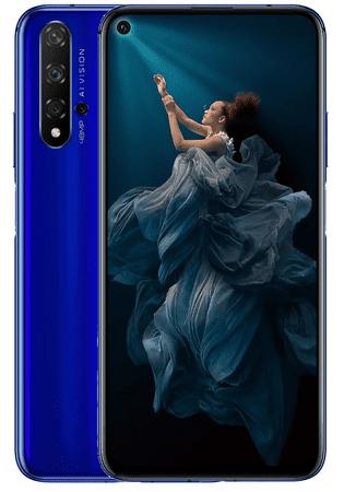 Honor 20, 6GB/128GB, Sapphire Blue