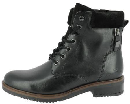 Tom Tailor dámská kotníčková obuv 7999102 36 černá