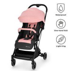 KinderKraft Sport Indy otroški voziček, Pink - Odprta emblaža