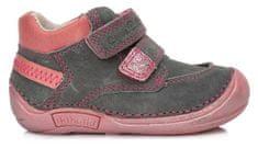 D-D-step dívčí celoroční boty