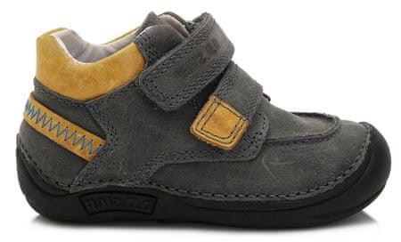D-D-step chlapčenské celoročné topánky 19.0 sivá