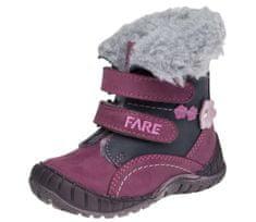 Fare buty zimowe dziewczęce 2146193