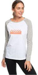 ROXY Dámske tričko About Last Dance A Bright White ERJZT04684-WBB0