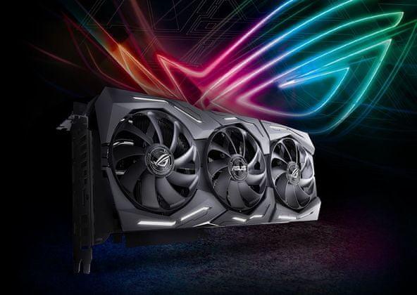 grafična kartica ROG Strix Advanced edition GeForce RTX 2070 SUPER