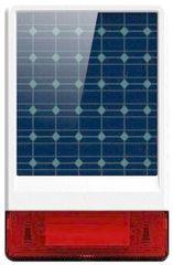 iGET Bezprzewodowa solarna syrena SECURITY P12