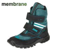 Fare detská zimná obuv 2646208