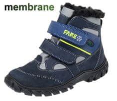 Fare chlapecká zimní obuv 2644202