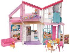 Mattel Barbie Malibu ház FXG57