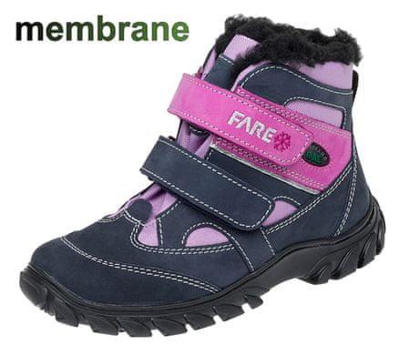 Fare lány téli cipő 2644253 31 rózsaszín