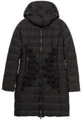 Desigual dámsky kabát Padded Mandala