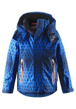 Reima detská zimná bunda Regor 122 námorná modrá