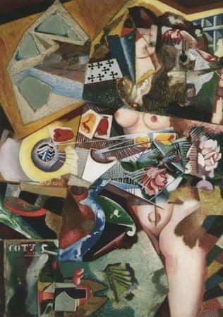 Grafika Puzzle 1000 db Amadeo de Souza-Cardoso, 1917