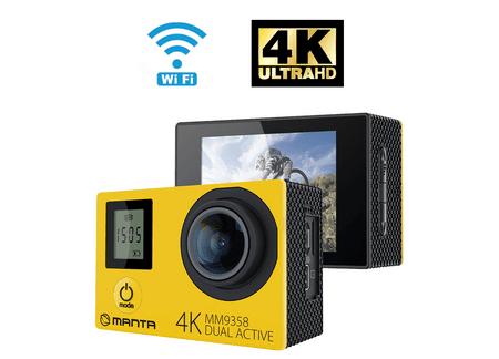 Manta športna 4KUHD aktivna kamera MM9358