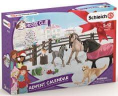 Schleich Adventný kalendár 2019 - Kone