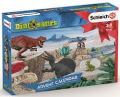 Schleich Adventný kalendár 2019 - Dinosaury
