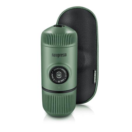 Wacaco Nanopresso - Moss Green + pudełko zdarma