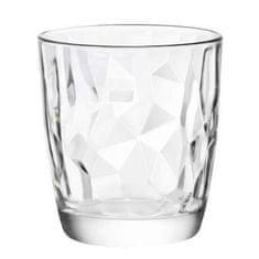 Bormiolli szklanka DIAMOND 300 ml przezroczysta, 6 szt.
