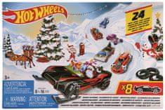 Hot Wheels Adventný kalendár FYN46