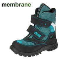 Fare chlapčenská členková obuv 848209