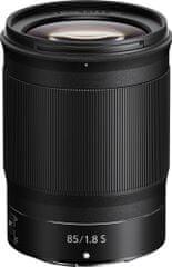 Nikon Nikkor Z 85 mm f1,8 S