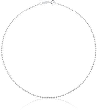 Tous Srebrna kroglična veriga 311901280 srebro 925/1000