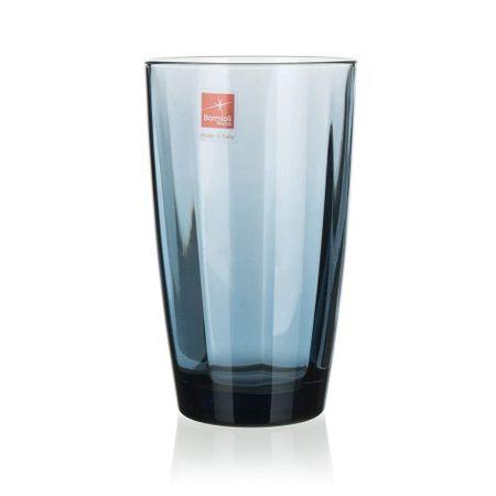 Bormiolli PULSAR Poharak 470 ml, kék, 6 db