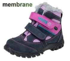 Fare dievčenská členková obuv 846253