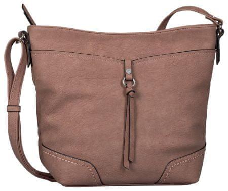 Tom Tailor torbica Imeri Hobo, roza