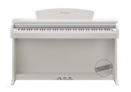 Kurzweil M110 WH Digitálne piano