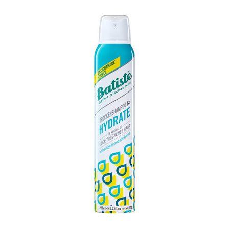 Batiste Suhi šampon za normalne in suhe lase Hydrate (Dry Shampoo) 200 ml