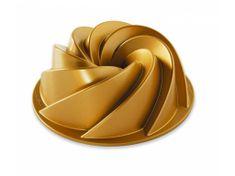 Nordic Ware Forma na bábovku Heritage střední zlatá Nordic Ware