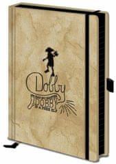 Harry Potter Luxusní zápisník A5 Harry Potter - Dobby