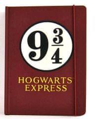 Harry Potter Blok A5 Harry Potter - Bradavický Express