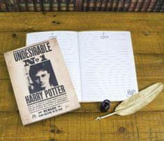 Harry Potter Blok A5 Harry Potter - Undersirable No. 1