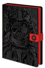 Star Wars Luxusní Blok A5 Star Wars - Darth Vader