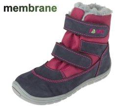 Fare dievčenské zimné topánky Fare Bare 5141291