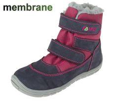 Fare dievčenské zimné topánky Fare Bare 5241291