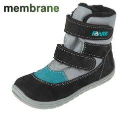 Fare detské zimné topánky Fare Bare 5141201
