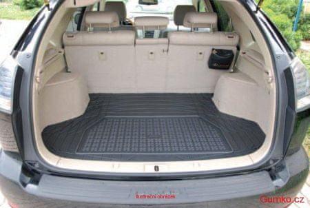 Gumárny Zubří Gumový koberec do kufru Alfa Romeo 147