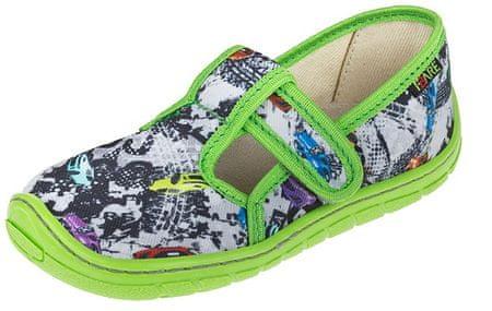 Fare detské papuče Fare Bare 5102431 23 sivá