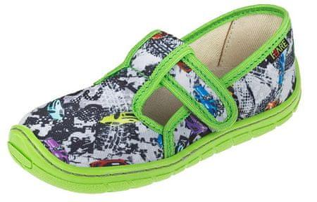 Fare detské papuče Fare Bare 5102431 26 sivá