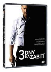 3 dny na zabití - DVD